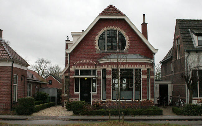 tweede huisje