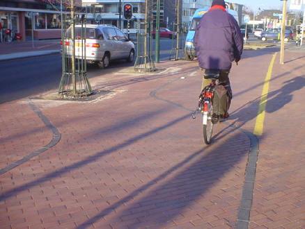 tijdelijk fietspad?