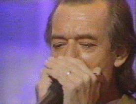 allan clarke was ook een fantastische mondharmonicaspeler
