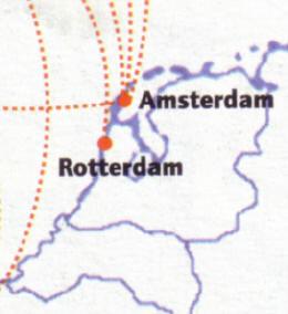amsterdam, de hoofdstad van texel?