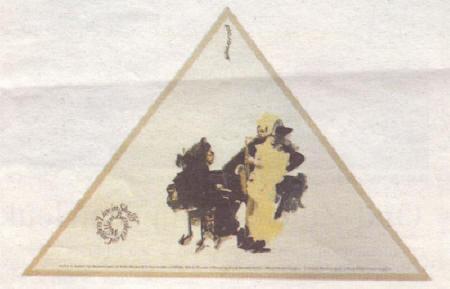 de driehoekshoes