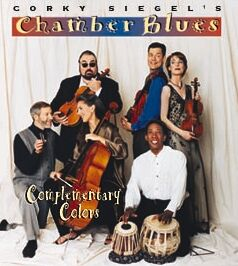 de tweede cd van chamber blues heet complementary colors