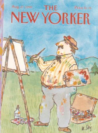 new yorker 1990