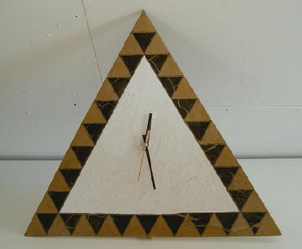 driehoeksklok