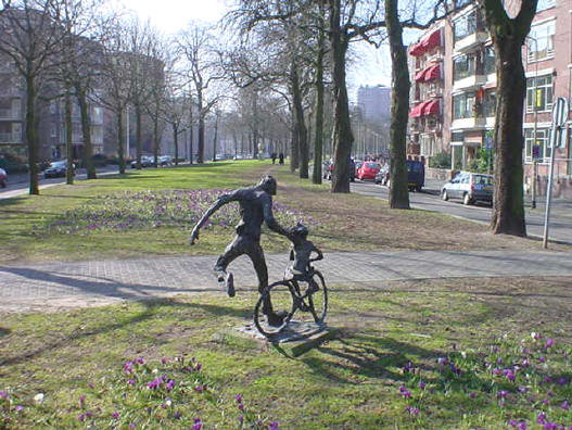 fietsles - kees verkade