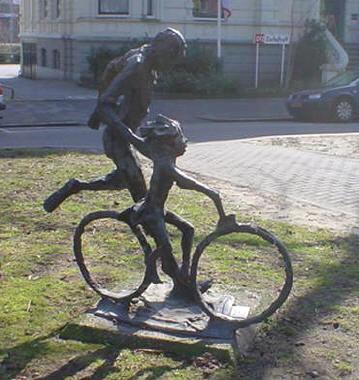 fietsles