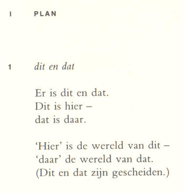 eerste gedicht