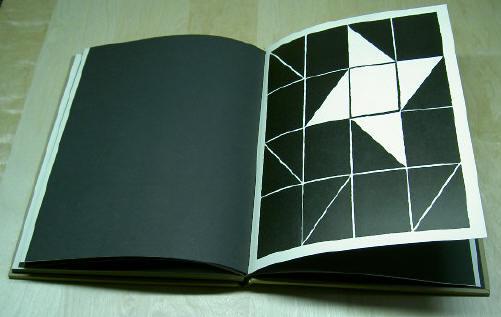 de laatste steendruk in het boek