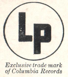 lp was een beschermde merknaam...