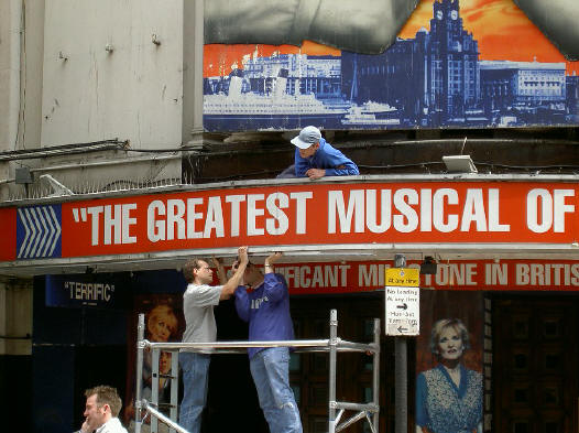 the greatest musical