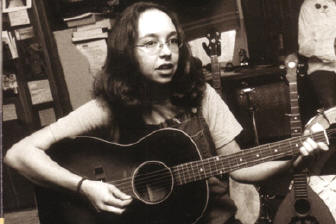 ruth op gitaar