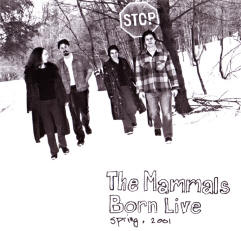 mammals - born live