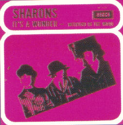 the sharons - eerste single