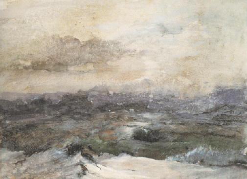 strand en duinen 1993