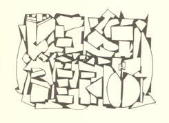 vijfde tekening