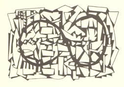 zevende tekening