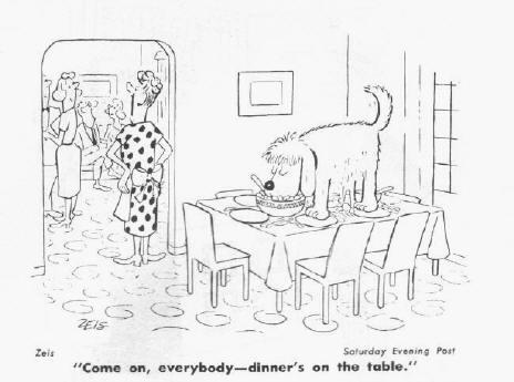 """""""kom op allemaal, het eten staat op tafel..."""""""