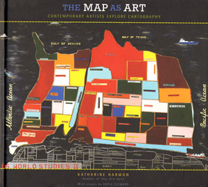the map as art...