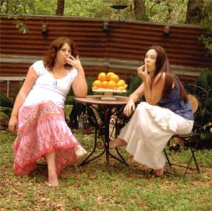 the ginn sisters...