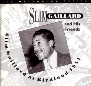 slim in birdland
