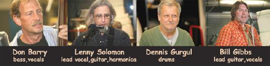 solomon band