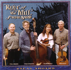 run of the mill string band