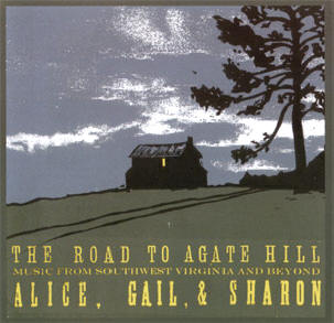 the road to agate hill...
