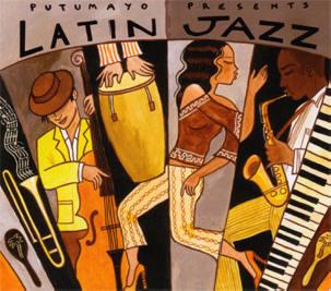 latin jazz...