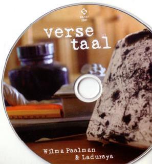 verse taal - de cd