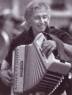 alles draait om de accordeon...
