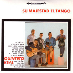 quinteto real, de tweede plaat...