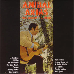 anibal arias...