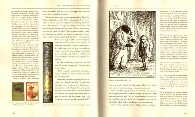 een dubbele pagina uit het boek...