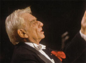 bernstein dirigeert...