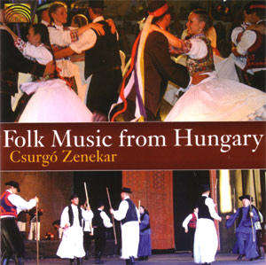 folk music from hungary...
