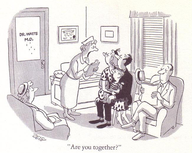 u hoort bij elkaar?...