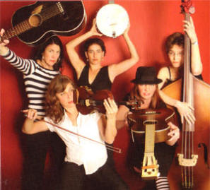 all female stringband