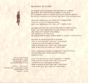 bladzijde uit het cd-boekje