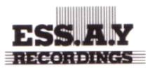 het eerste logo van essay