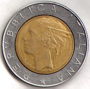 italiaanse munt