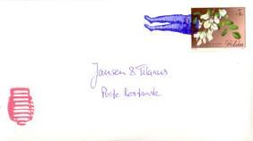 de laatste cd van jansen en tilanus - poste restante