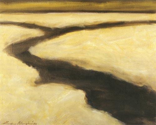 winterlandschap uit 1994