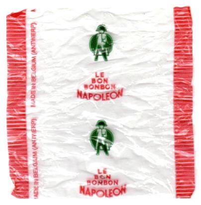 le bon bonbon napoleon...