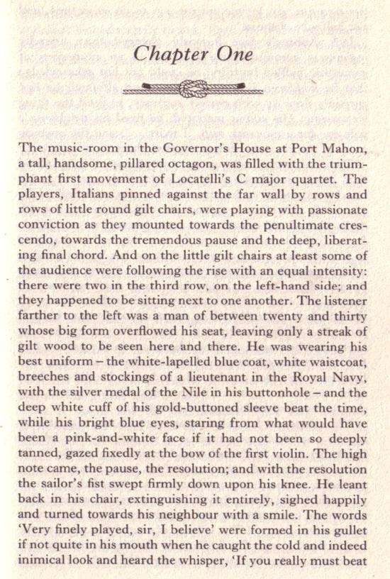 de eerste pagina van het eerste deel...