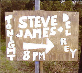 steve james en del rey - tonight...