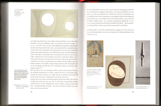 een dubbele pagina in het boek...