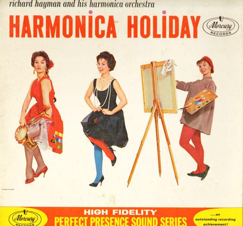 harmonica...