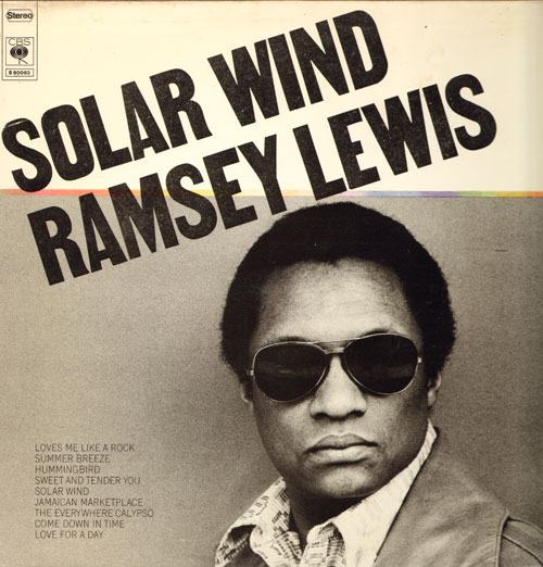 solar wind...