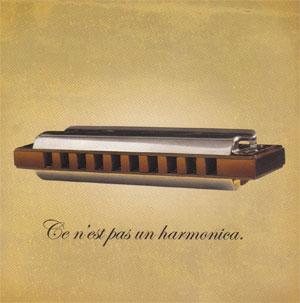 dit is geen mondharmonica...
