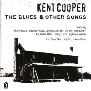 bluesliedjes van kent cooper...